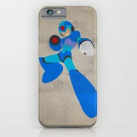 Buster B.A. (Megaman) iPhone 6 Slim Case