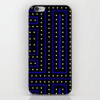 Pac Track! iPhone & iPod Skin