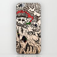 He who consumes iPhone & iPod Skin