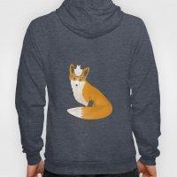 Be Brave - Fox Native Hoody