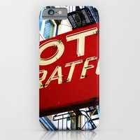 iPhone & iPod Case featuring Hotel Stratford by grant gay