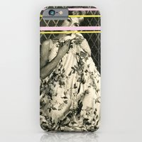 Bedroom Eyes iPhone 6 Slim Case