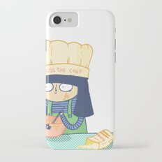 Kiss the Chef iPhone 7 Slim Case