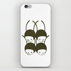 I WANT TO HOLD YOUR HAND iPhone & iPod Skin