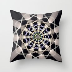 Catching the light. Throw Pillow