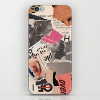 there's nothing like being young iPhone & iPod Skin