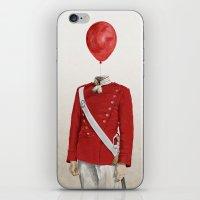 The Guard - #1 In My Ser… iPhone & iPod Skin
