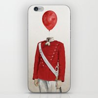 The Guard - #1 in my series of 4 iPhone & iPod Skin