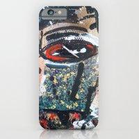 Deer Abductor  iPhone 6 Slim Case