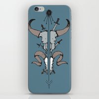 Boss Taurus iPhone & iPod Skin