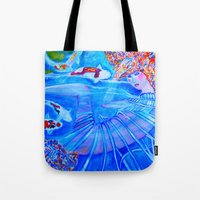 With Every Breath Tote Bag