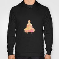 Buddha Art Illustration … Hoody