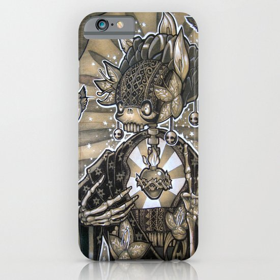 Madre Naturaleza iPhone & iPod Case