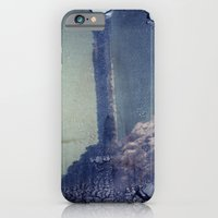 iPhone & iPod Case featuring Lake Russell Polaroid Transfer by Chris Carley