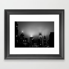 30 minutes of it Framed Art Print