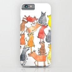 Dog Pyramid Slim Case iPhone 6s