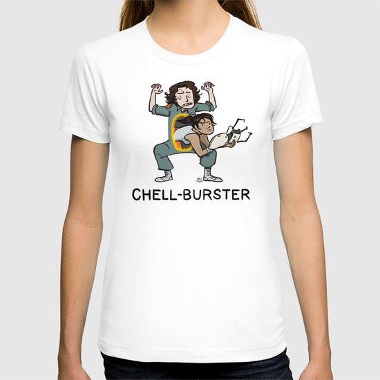 Chell Burster T-shirt