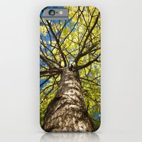 Blue And Green iPhone 6 Slim Case