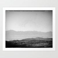 Landscape II Art Print