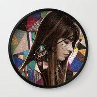 Françoise Hardy Wall Clock