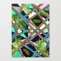 AIWAIWA TROPICAL Canvas Print