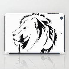 Lionhead Tribiales iPad Case