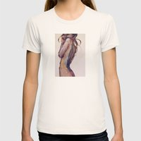Last Word Womens Fitted Tee Natural SMALL