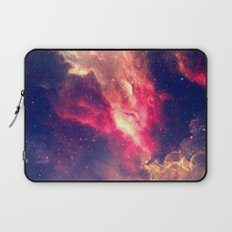 The Sky is on Fire Laptop Sleeve