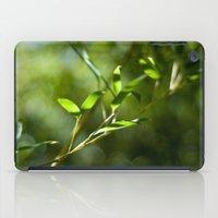 Bamboo Shadows iPad Case