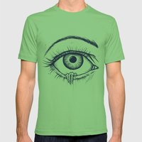 Creep Mens Fitted Tee Grass SMALL