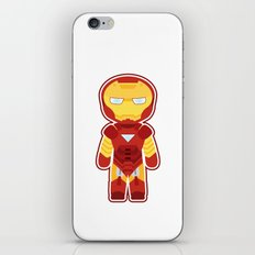 Chibi Iron Man iPhone & iPod Skin