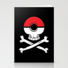 Pirates of Poke.. Stationery Cards