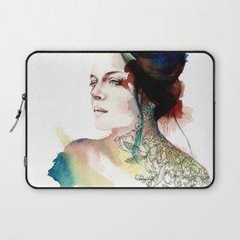 Laptop Sleeve - blossoming tattoos - Gajus Eidi