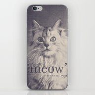 Famous Quotes #2 (anonym… iPhone & iPod Skin
