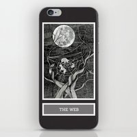 Shadow Season: The Web iPhone & iPod Skin