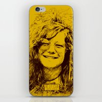 27 Club - Joplin iPhone & iPod Skin