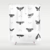 Nightfallen 2 Shower Curtain