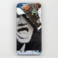The Scream iPhone & iPod Skin
