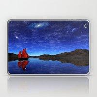 Beneath A Jewelled Sky Laptop & iPad Skin