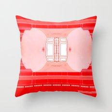 Prudence Throw Pillow