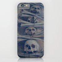 Kostnice iPhone 6 Slim Case