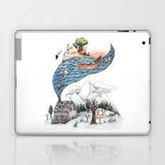 Invincible Summer Laptop & iPad Skin