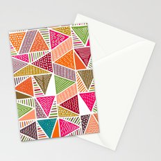Roof Colorful Stationery Cards
