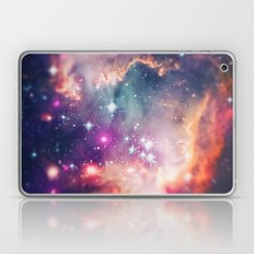 The Universe under the Microscope (Magellanic Cloud) Laptop & iPad Skin