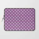 purple flower Laptop Sleeve