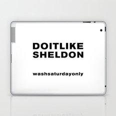 Like Sheldon Laptop & iPad Skin