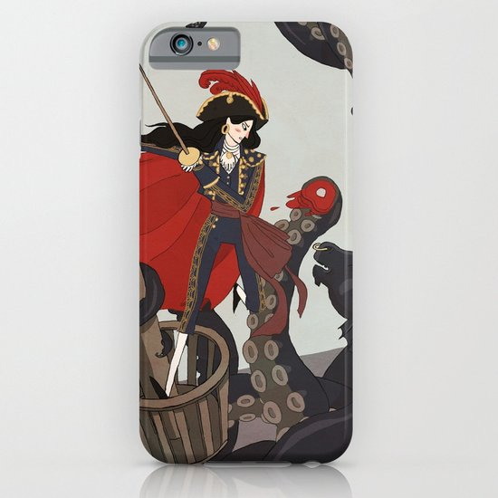 Nautical Matador iPhone & iPod Case