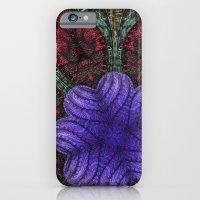 Psychedelic Botanical 2 iPhone 6 Slim Case