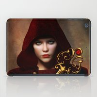Key of wisdom iPad Case