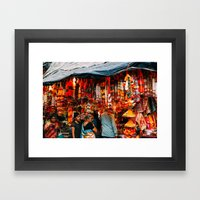 India [2] Framed Art Print